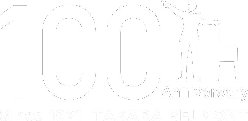 100th Anniversary Takara Belmont